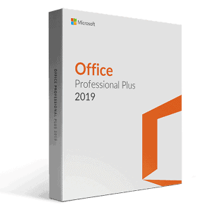 Microsoft Office 2019 Professional Plus license price