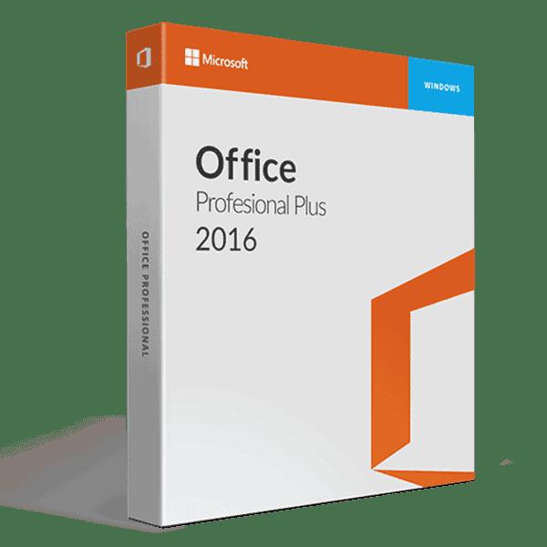 Microsoft Office 2016 Professional Plus license price